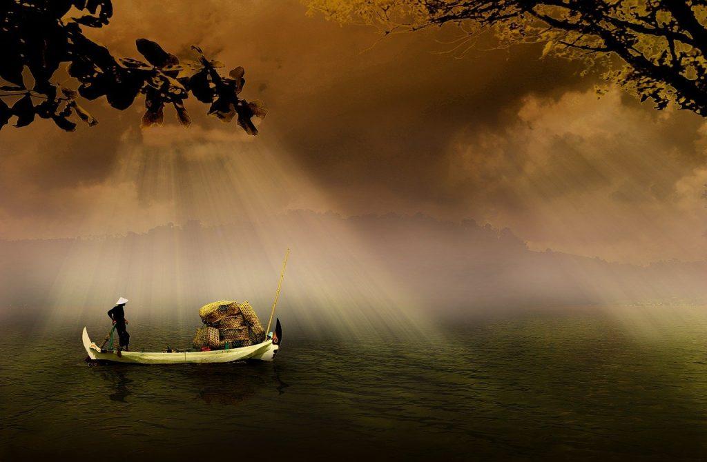 fisherman, boat, river-504098.jpg